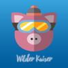 Pistensau: Wilder Kaiser