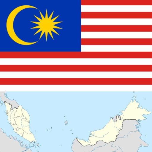 Negeri di Malaysia iOS App