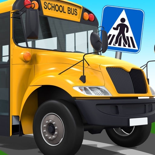 Brand New School Driver Bus Simulator 17 iOS App