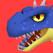 한글을 무서워 하는 악당공룡