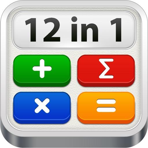 万能计算器12合1:Calculator