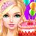 小公主的生日派对 - 皇家化妆换装女生游戏