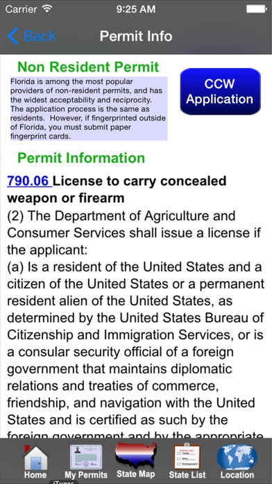 download CCW – Concealed Carry 50 State Guide apps 4