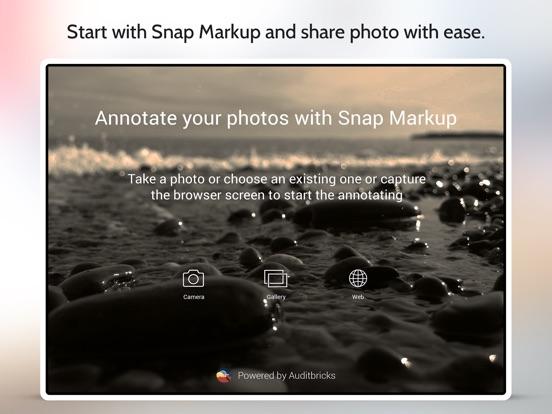 Snap Markup - Annotation Tool Screenshots