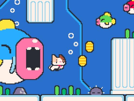 Screenshots of Super Cat Tales for iPad