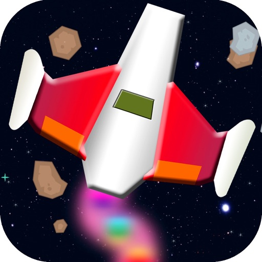 Space Chase - Free 3D Sky Road Racing Game iOS App