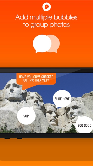 Add Text Captions to Photo: Pic Talk for InstagramScreenshot of 4
