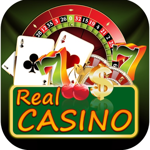 Real Casino Online iOS App