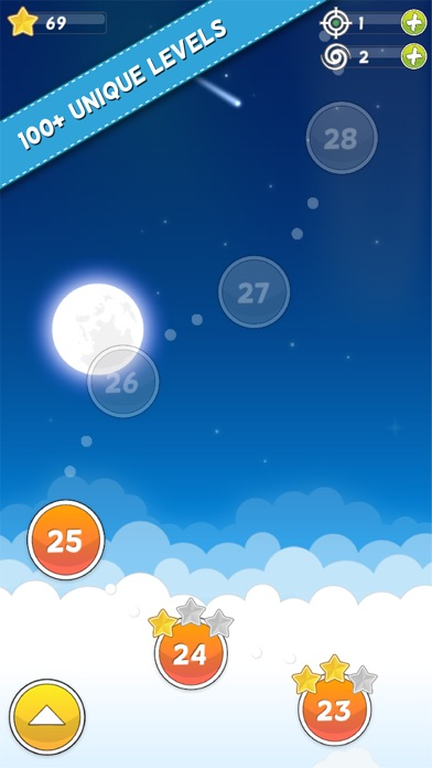 Bubble Cloud: Spinning Bubbles Скриншоты6