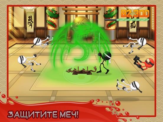 Скачать игру Stickninja Smash