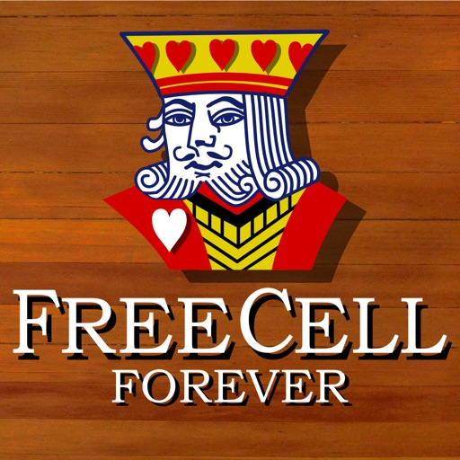 FreeCell Forever iOS App
