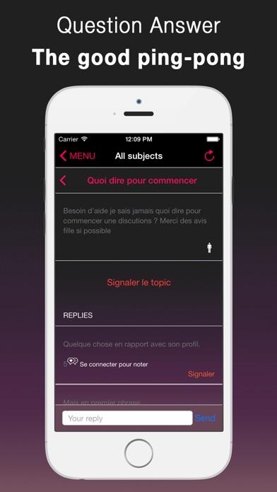 Help for AdopteUnMec screenshot1