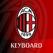 AC Milan Official Keyboard