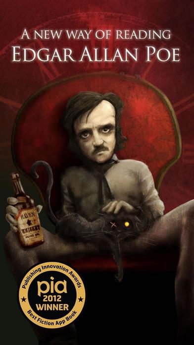 Screenshot #6 for iPoe 1 - Edgar Allan Poe Immersive Stories