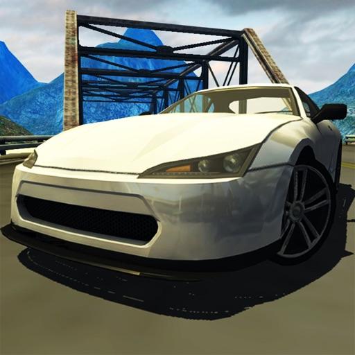 Road Racer in Muscle Car iOS App