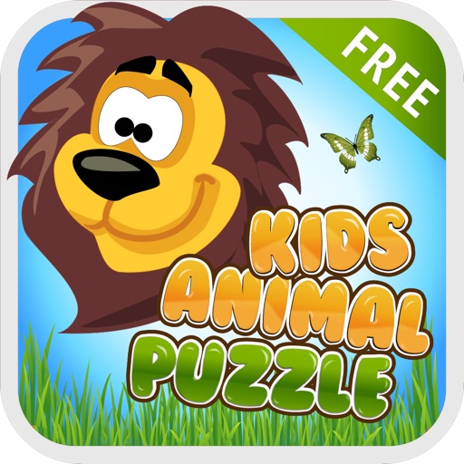 Kids Animal Puzzle - HD iOS App