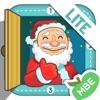 Christmas Calendar Letters Lite Dot-to-dot