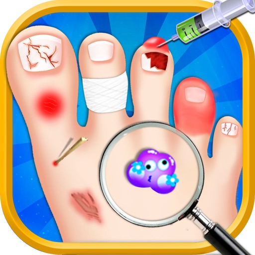 Nail Doctor - Nail Surgeon games for kids iOS App