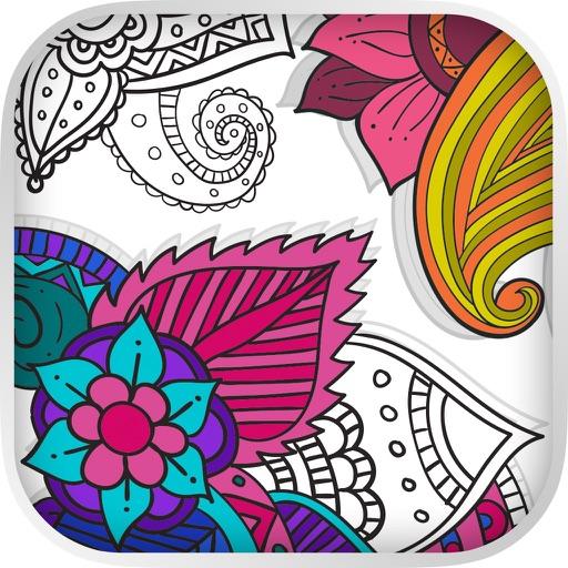 Pintar mandalas libro para colorear adultos por for Audio libro el jardin secreto