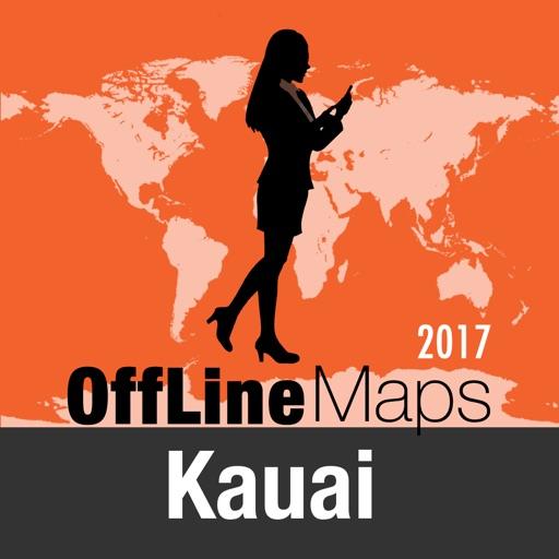 Kauai Mappa Offline e Guida Turistica