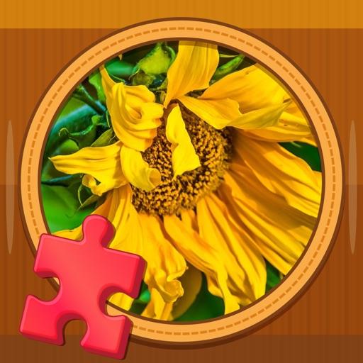 Free Jigsaw Puzzles: Cool Brain Training Jigsaws iOS App