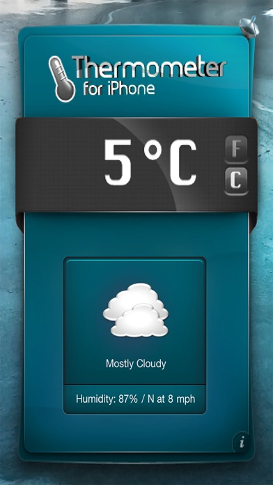 download Thermometer- temperatura y de tiempo! apps 4