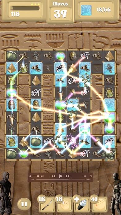 Assassin Vs Mummies Free Fall Unlocked Screenshot 3
