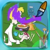 Color For Kids Game Ratatouille Version