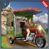 Real Auto Chingchi Rickshaw Drive