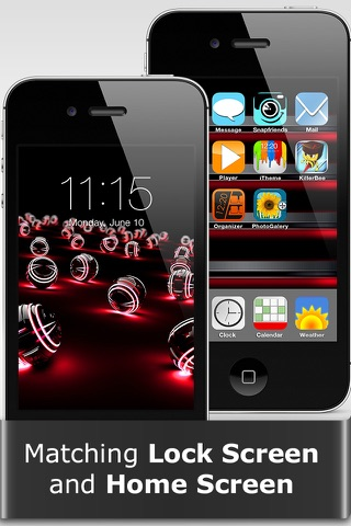 iTheme - Themes for iPhone and iPad screenshot 2