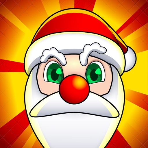 Santa's Gift Distribution - White Noel iOS App