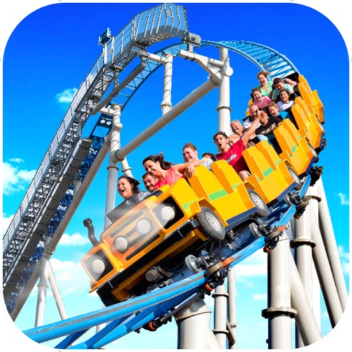 Desert Roller Coaster : New Journey iOS App