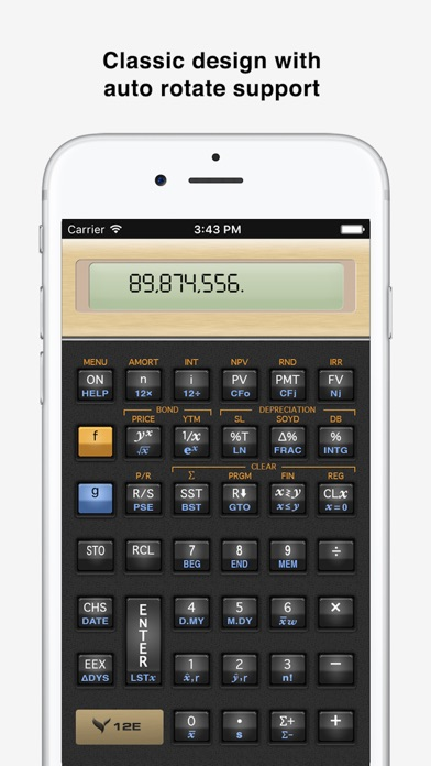 Vicinno Financial Calculator On The App Store