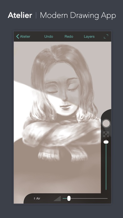 Atelier: Draw, Sketch, Paint