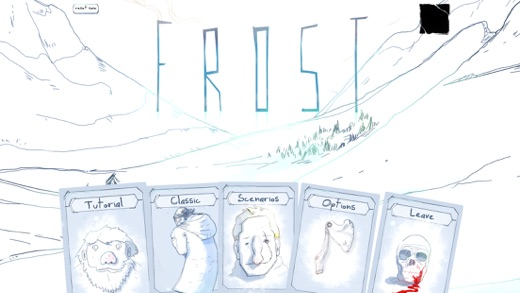 Frost - Survival card game Screenshot