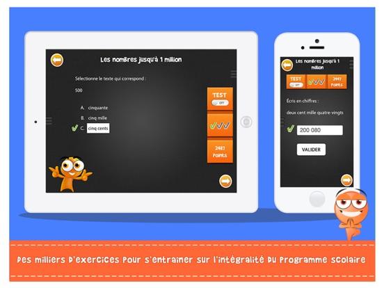 Screenshot #5 pour iTooch Les Bases des Maths