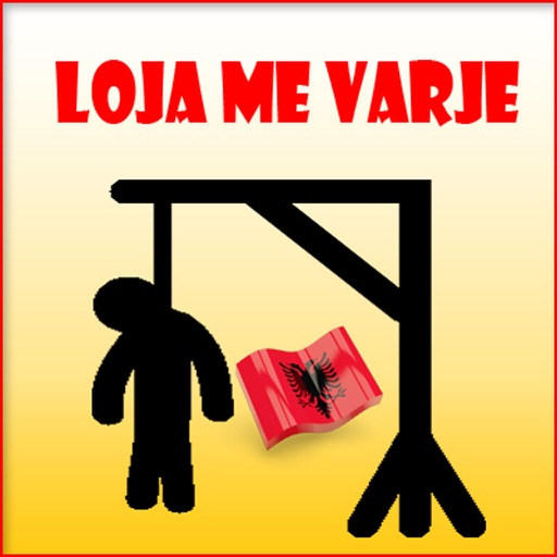 Loja me fjalë - Varja - Hangman Shqip iOS App