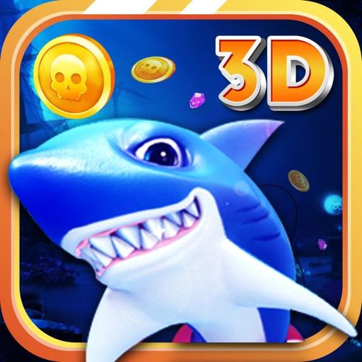 Fishing Agar 3D - Go Free Diep Tank Gun iOS App