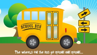 Wheels on the Bus screenshot two