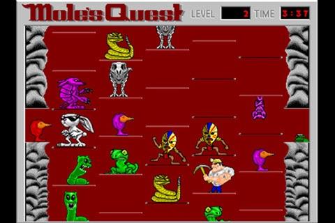 Mole's Quest screenshot 1
