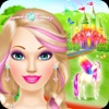 Magic Princess - Girls Makeup & Dressup Salon Game