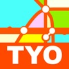 Tokyo Transport Map - Subway Map and Route Planner