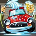 lavagem de carro salão – velocidade livre, jogo de icon