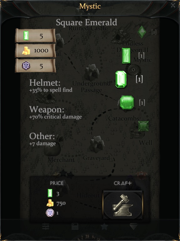 Dungeon Journey: Source of Evil