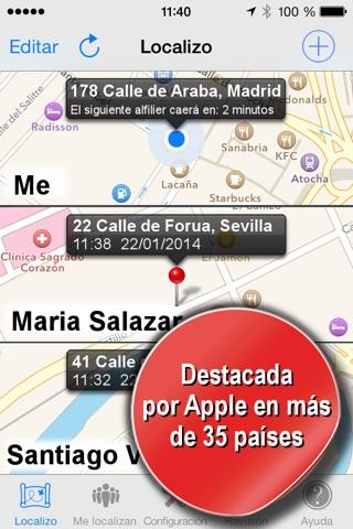 Phone Tracker for iPhones screenshot 1