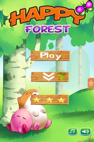 Happy Forest Cute Animal Puzzle screenshot 3
