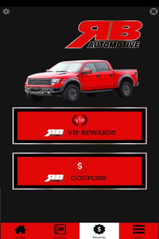 RB Automotive screenshot 3