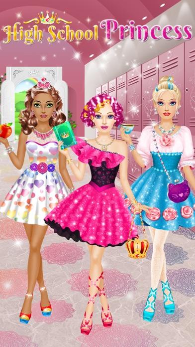 Screenshot of Principessa ama la moda - giochi per ragazze1