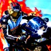 Action Rivals Adventure Motorcycle