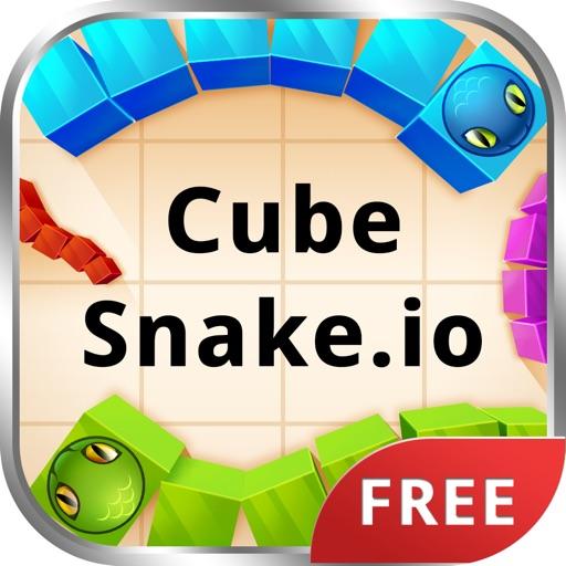 Cube Snake IO iOS App